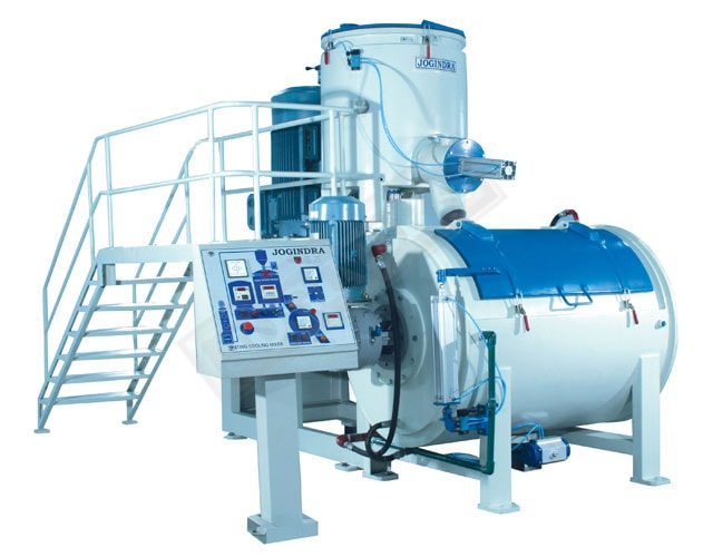 Heating Cooling Mixer Horizontal (JHCH)